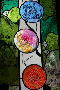 exposition à la maison du vitrail Ervy le Chatel