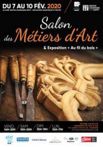 SALON DES MÉTIERS D'ART TROYES